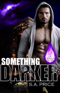 SOMETHING DARKER by S.A. Price Release Party! (Giveaway)