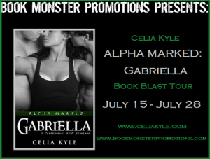 ALPHA MARKED GABRIELLA TOUR BUTTON