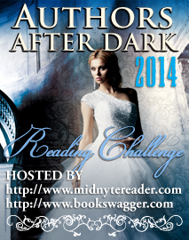 Authors After Dark 2014 Reading Challenge