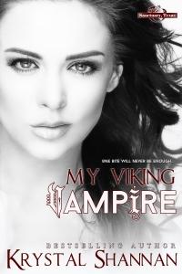 My Viking Vampire Krystal Shannan